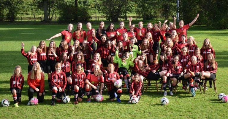 Voetbal is (ook) voor vrouwen!